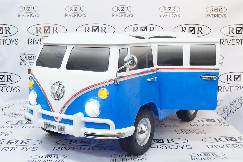 RiverToys VolksWagen X444XX Синий
