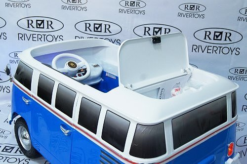 RiverToys VolksWagen X444XX багажник