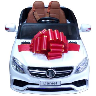 подарочный бант для электромобиля 4