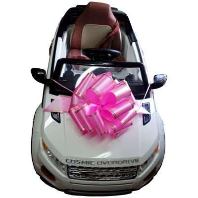 подарочный бант для электромобиля 6