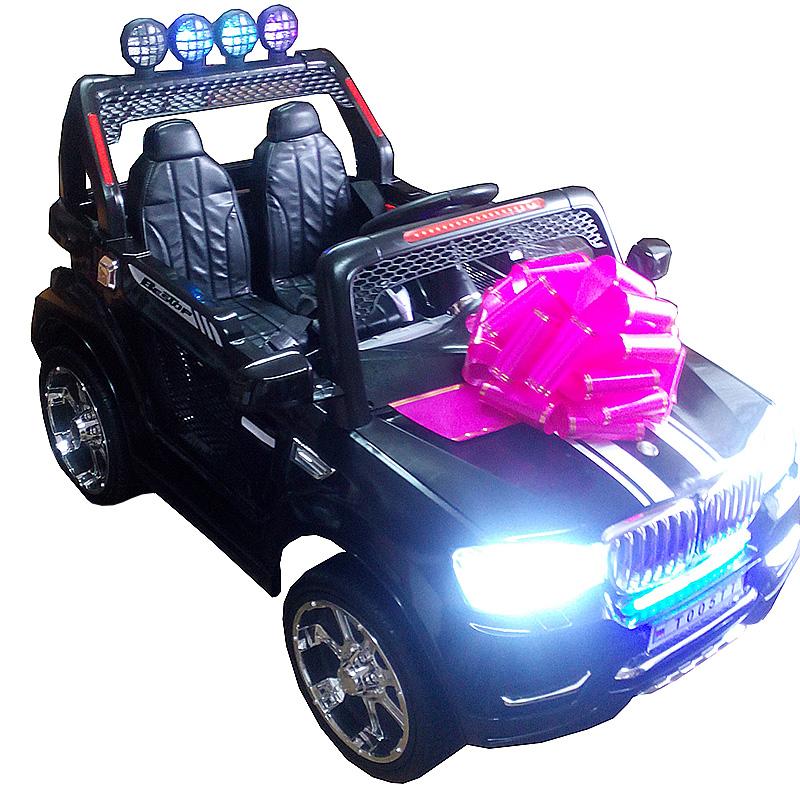 подарочный бант для электромобиля 2