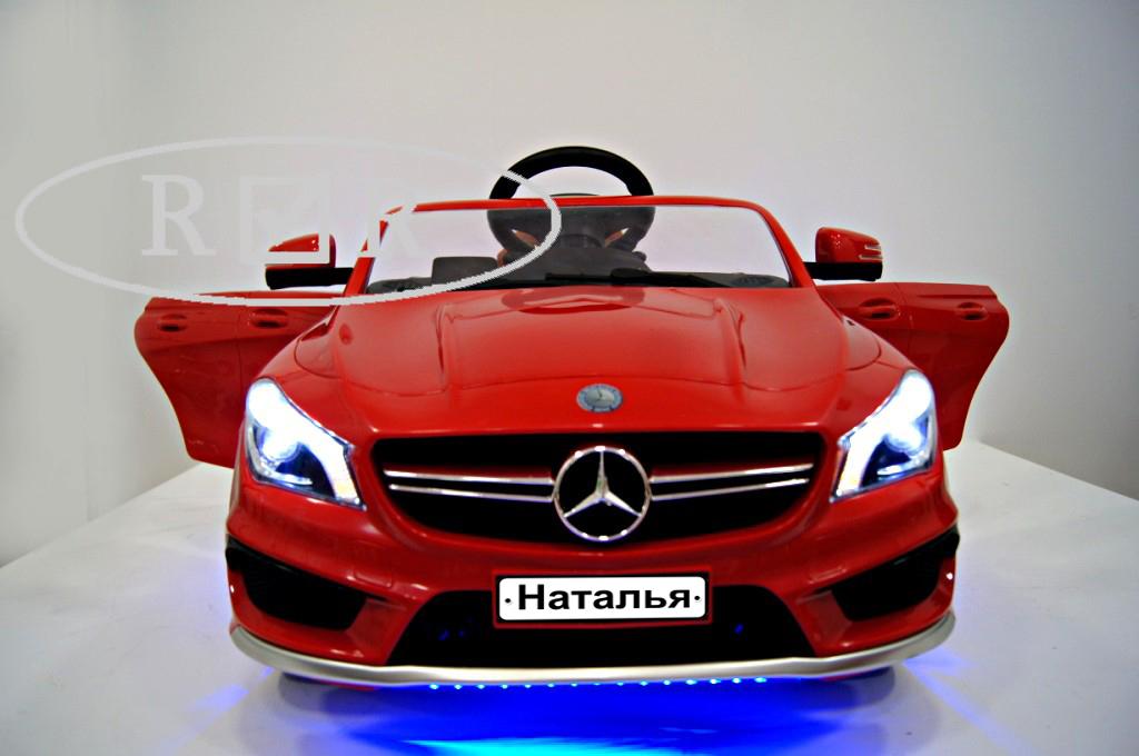 подарочный бант для электромобиля